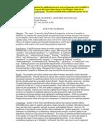 AMA Report Executive Summary