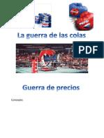 Coca Cola vs, Pepsi