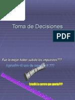 Toma de Decisiones EXT