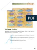 Cultural Probes