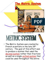 METRIC SYSTEM_ MATHS