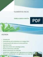 Alimentos Incas 1- Visualbee