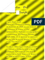 Biografia De Taylor Swift