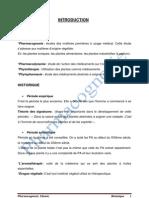 Pharmacognosie I