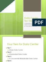 Data Center Tier Standards