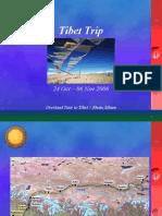 Tibet 2006 - Overland Tour Photo Album (Compressed)