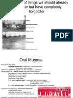 DH156lecture3oralmucosa