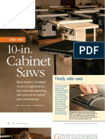 Table Saw safety - fineWoodworking magazine