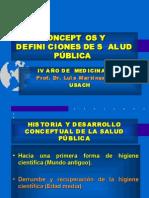 INTRO SP CONCEP DEF y FESP 2007