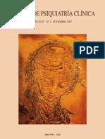 revista de psiquiatria 2007