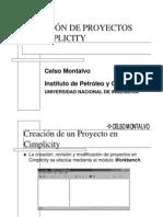 Cimcrearproy Proyecto en Cimplicity
