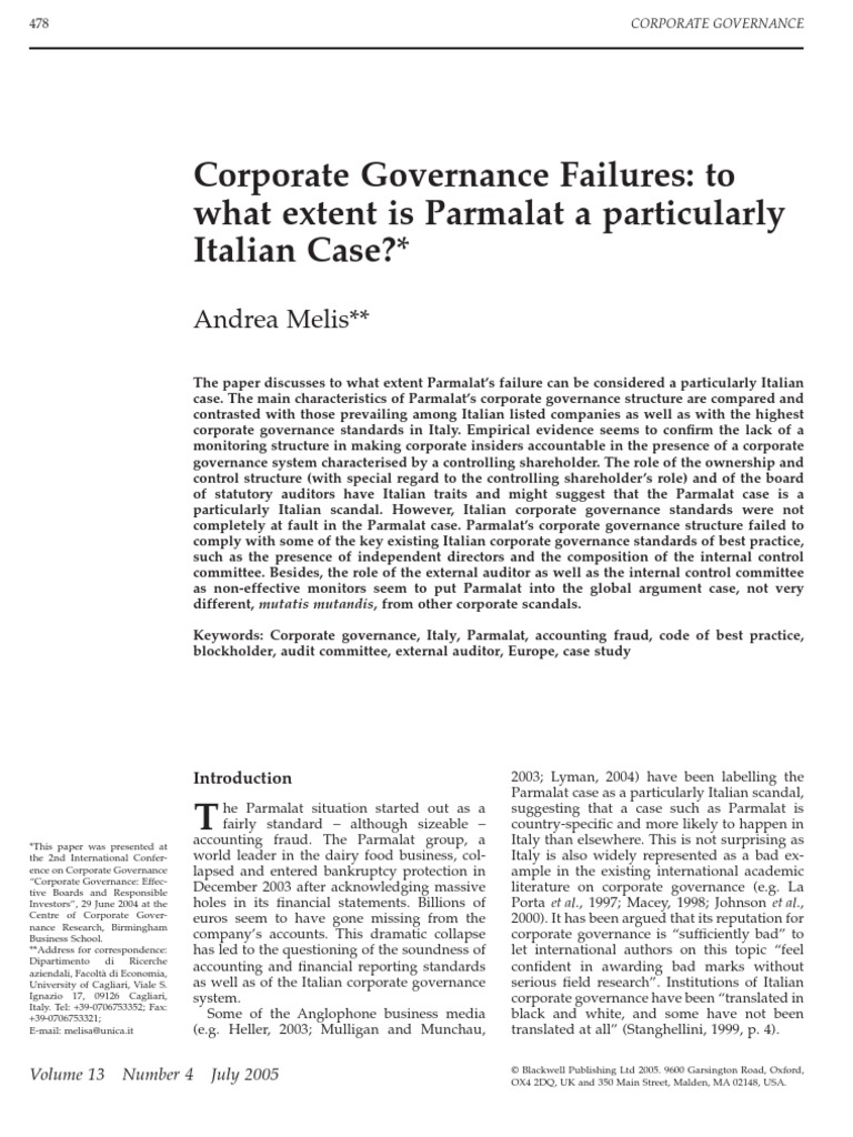 Corporate governance e mercati globali (Economia - Ricerche) (Italian Edition)