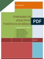 Invent a Rio Atractivos Turisticos de Mexico