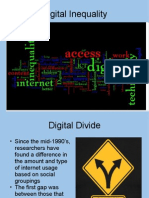 Digital Inequality Assignment Group Zeta