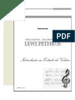 Método de violino - Cajati