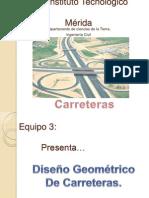 Carreteras Proyecto Geometrico Expo Sic Ion 3