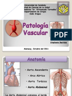 Patologia Vascular Steph