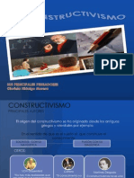 CONSTRUCTIVISMO presentación