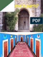 Misterio de las puertas cerradas