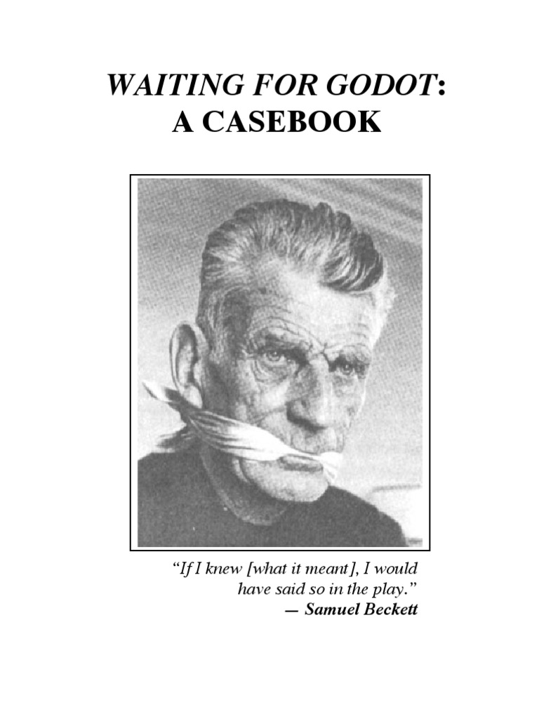 a biography of samuel beckett the irish novelist Intensely private, possibly saintly, but perhaps misanthropic, samuel beckett  of  the life of the irish novelist, playwright, theatre director and sports enthusiast.