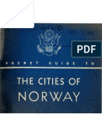 Pocket Guide to the Cities of Norway