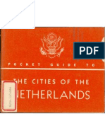 Pocket Guide to the Cities of the Netherlands