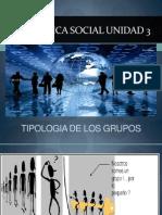 Dianamica Social Unidad 3