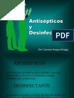 DESINFECCion+Y+ESTERILIZACIon