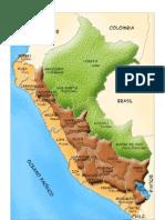 4 Regiones Del Peru