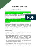 monografia de Prospectiva Tecnológica