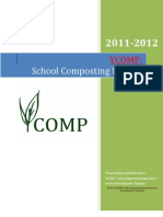 YCOMP School Composting Manual 2011-2012