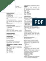 D&D 3.5 - Reglas - Estados
