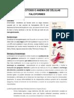 DREPANOCITOSIS O ANEMIA DE CÉLULAS FALCIFORMES(Comisión)Alicia