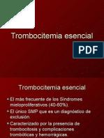 Trombocitosis Esencial Pdf