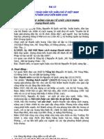 lịch sử lớp 12 -  Bài 13 - PHONG TRÀO DÂN TỘC DÂN CHỦ Ở VIỆT NAM TỪ NĂM 1925 ĐẾN NĂM 1930