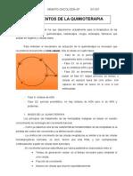 Dr. Moraleda. Fundamentos de quimioterapia  (12.11.07). Olga