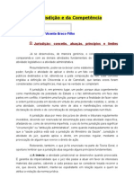 Competência e Jurisdição - DPP