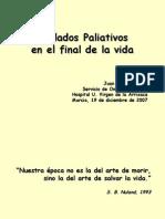 Cuidados Paliativos-2007
