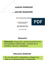 6-Educaci¢n Ambiental  Desarrollo Sostenible 2008