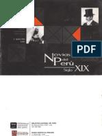 Novias de Negro Siglo XIX en el Perú