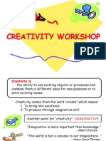 Creatrivity (Intro)
