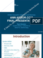 SI 622 - Final Presentation (Class)