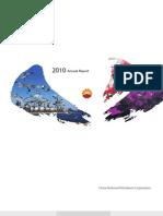 CNPC Annual Report 2010