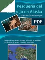 Pesquería del cangrejo de Alaska