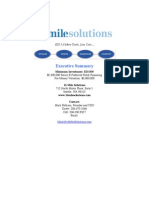 16 Mile Solutions Executive Summary Series B September 2008[2]