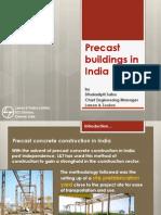 5 - Precast Structures in India - Sthaladipti Saha