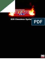 Bleach d20 Classless_2
