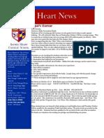 Sacred Heart News 10-10-2011