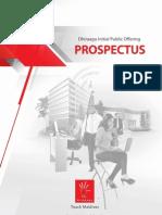 Dhiraagu IPO Prospectus - English Edition