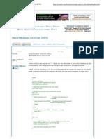 CCS _ View topic - Using Hardware Interrupt (INT0)
